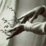 Haende der Schauspielerin Marlies Homann-Palm