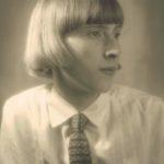 Mi Busack (1906-?) | Ehefrau des Malers Friedrich Busack