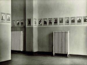 Fotoatelier Will Burgdorf | Innenansicht Lister Platz 3 | Hannover 1931